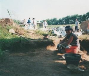 2002-2003 - SCAVO UDINE