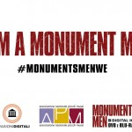#monumentsmenwe 6-8.giugno.2014