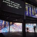 "Visitando ""Van Gogh Alive-The Experience"" …WoW!"