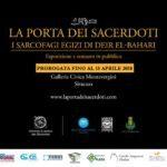 """""""La Porta dei Sacerdoti"""", i sarcofagi di Deir El Bahari – ArcheoSisters"""