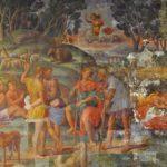Bologna, il delicato recupero degli affreschi di Innocenzo da Imola nella Palazzina della Viola: 13 settembre Palazzo Dall'Armi Marescalchi